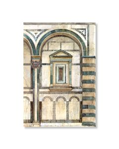 The Baptistry, Florence Greeting Card