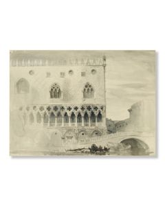 Exterior of the Ducal Palace Greeting Card