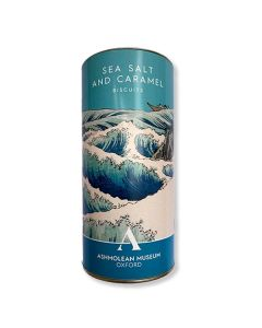 Ashmolean All Butter Caramel & Sea Salt Biscuits 3 for £12 Promotion