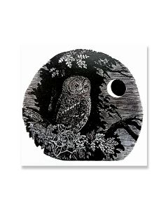 Nocturne (Tawny Owl) Greeting Card