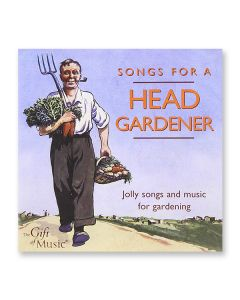 Songs for a Head Gardener CD Front Cover