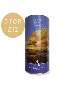 Clotted Cream Shortbread 3 for £12 Promotion