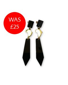 Africa Drop Earrings Sale Image