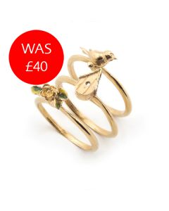 Bird House Stacking Ring Sale Image