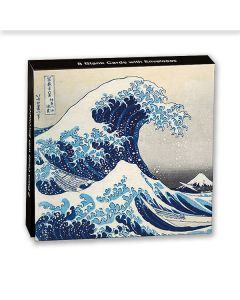 Hokusai: The Great Wave Notecard Pack