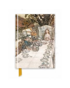 Rackham: Alice In Wonderland - Foiled Journal