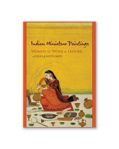 Indian Miniature Notecard Box
