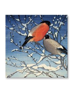 Bullfinches Christmas Card Pack
