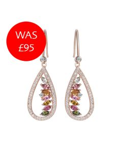 Tourmaline Empress Earrings Sale Image