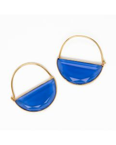Imogen Blue Earrings