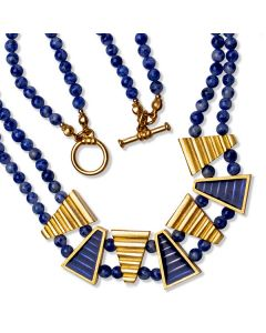 Mesopotamian Statement Necklace