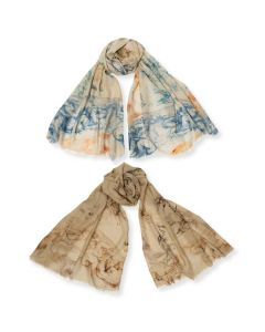 Raphael Angels Cashmere Scarf