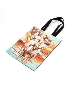 Jeff Koons Antiquity Tote Bag