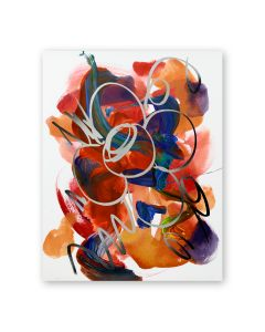 Flower Drawing, 2019 by Jeff Koons
