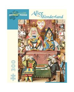 Alice in Wonderland 300-piece Jigsaw Puzzle