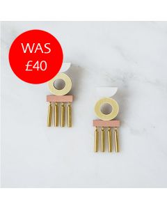 Memento Blush Earrings Sale Image