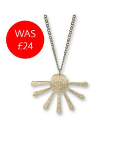 Inca Sunburst Necklace