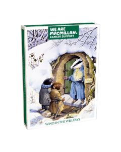 Wind in the Willows Christmas Card Box