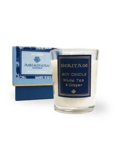 Ashmolean Heritage Soy Candle 9cl