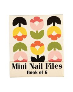 Tulip Mini Nail File Book