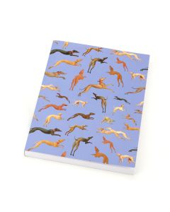 Hunt in the Forest Plain Notebook