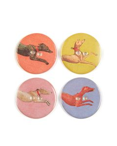 Hunt in the Forest Buttons