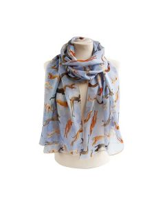 Hunt In The Forest Scarf