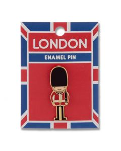 London Guardsman Pin Badge