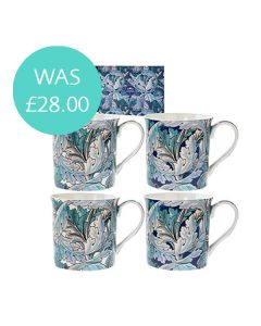 Acanthus Mug Set of 4