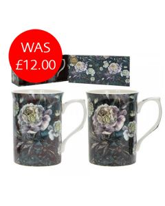 Chrysanthemum Mug Set