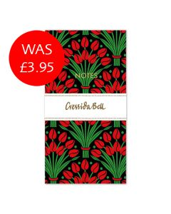 Cressida Bell Tulips Slim Notebook