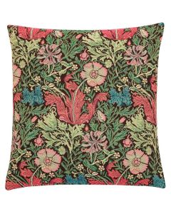 Morris Tulips Tapestry Cushion