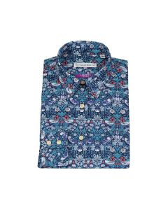 Mens Strawberry Thief Liberty Shirt
