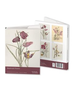 Mackintosh: Flowers Notecard Wallet
