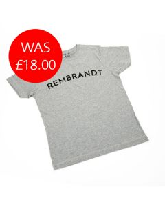 Rembrandt Text T-Shirt