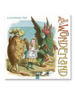 Alice in Wonderland 2021 Calendar