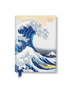 Hokusai: Great Wave 2021 Pocket Diary