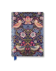 Morris: Strawberry Thief 2021 Pocket Diary
