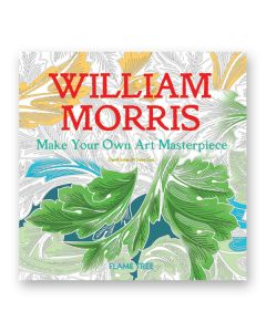 Morris Masterpiece Colouring Book