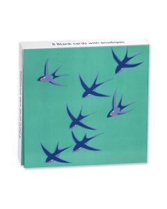 Swallows Notecard Pack