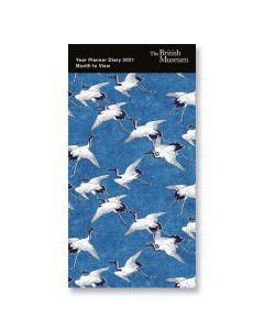 Cranes in Flight 2021 Pocket Planner