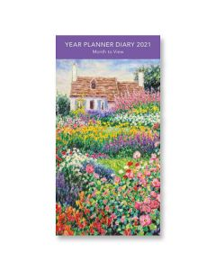 Flower Philharmonic 2021 Pocket Planner