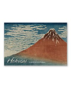 Hokusai Postcard Book