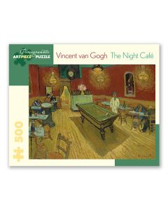 Van Gogh Night Cafe 500pc Puzzle