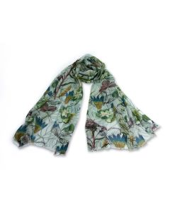Ruskin's Meadow Scarf