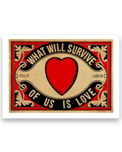 What Will Survive A3 Print
