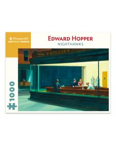 Nighthawks 1000pc Jigsaw Puzzle