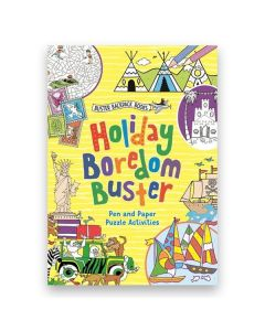 Holiday Boredom Buster