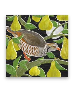 Partridge in Tree Christmas Cards