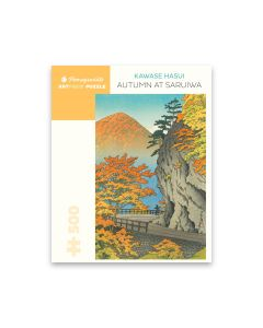 Autumn at Saruiwa 500pc Puzzle